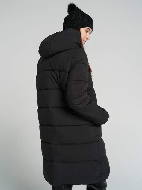 Пуховик-пальто женский ТВОЕ A6555 черный M