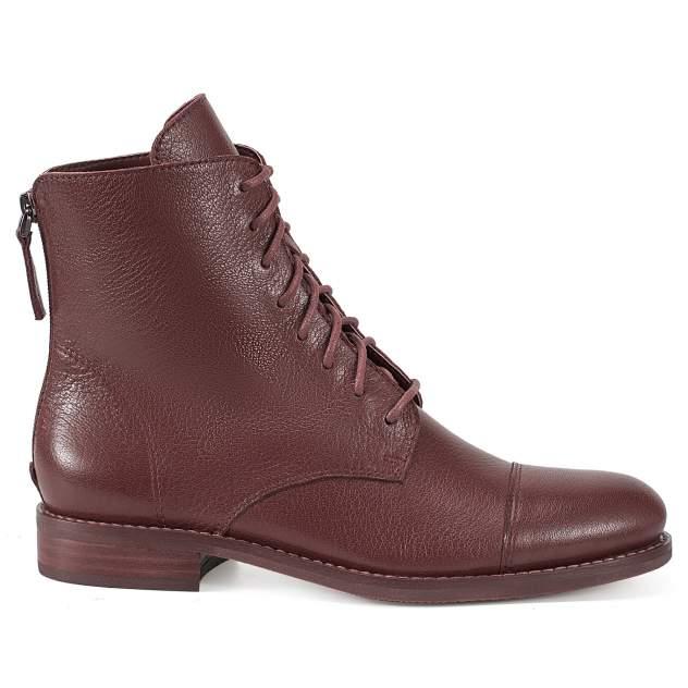 Ботинки женские Ekonika EN6042-25-21L коричневые 39 RU