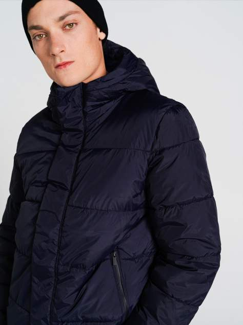 Зимняя куртка мужская ТВОЕ A6623 синяя XXL