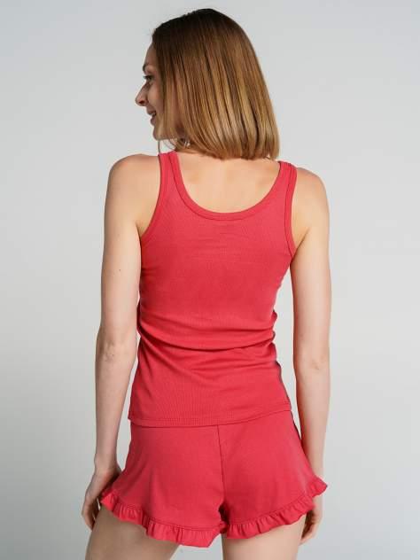Пижама женская ТВОЕ 75597 оранжевая L