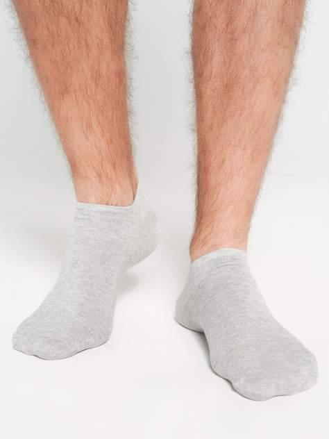 Набор носков мужских ТВОЕ A6471 серых 40-45