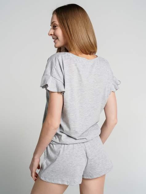 Пижама женская ТВОЕ 71689 серая XL