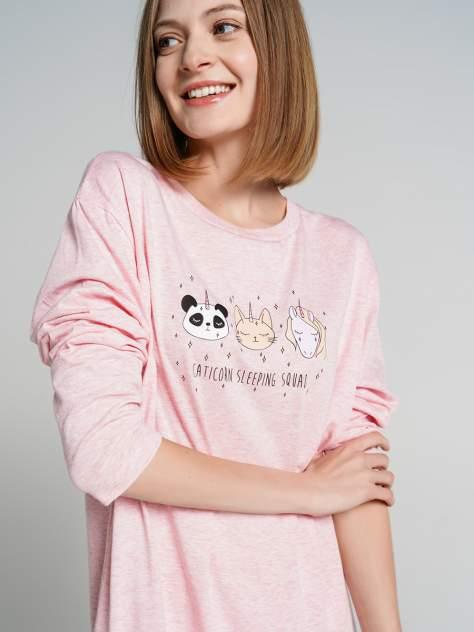 Ночная сорочка женская ТВОЕ 75694 розовая S