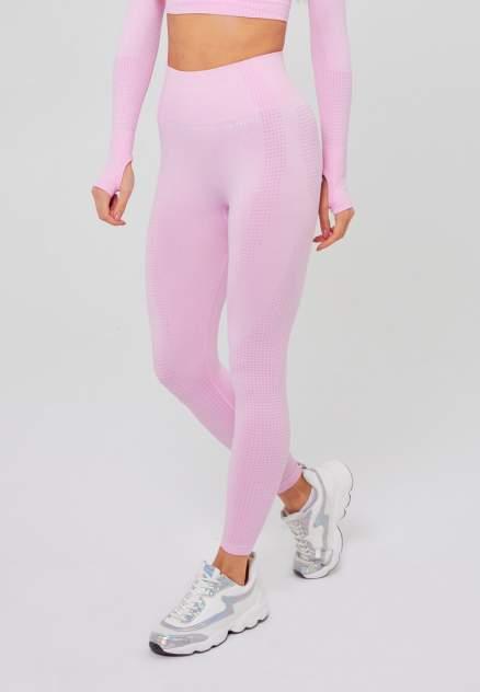 Леггинсы SmithWear розовый L