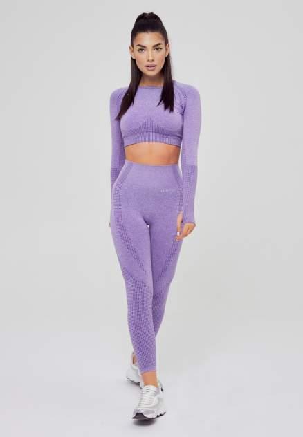Леггинсы SmithWear фиолетовый L