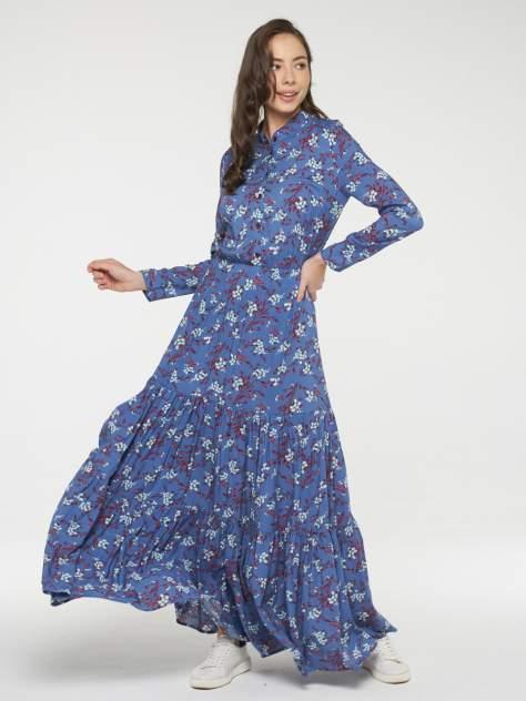 Женское платьеЖенское платье  VAYVAY  211-3634211-3634, , голубойголубой