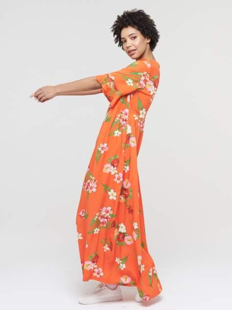 Женское платьеЖенское платье  VAYVAY  211-3638211-3638, , оранжевыйоранжевый