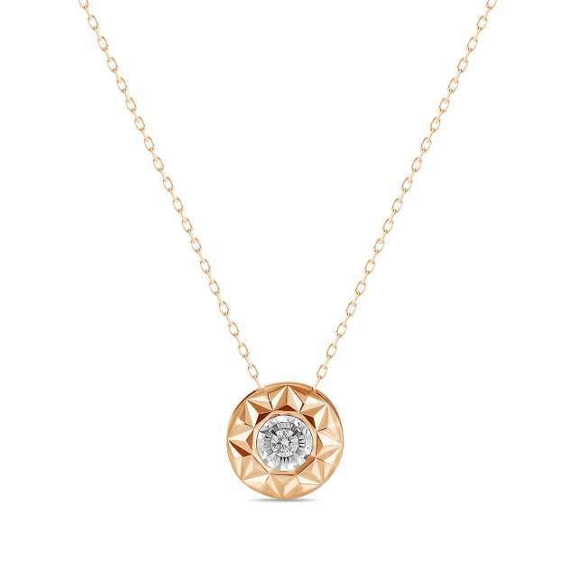Колье женское MIUZ Diamonds (Московский ювелирный завод) N2018-NCA61113ADI/450