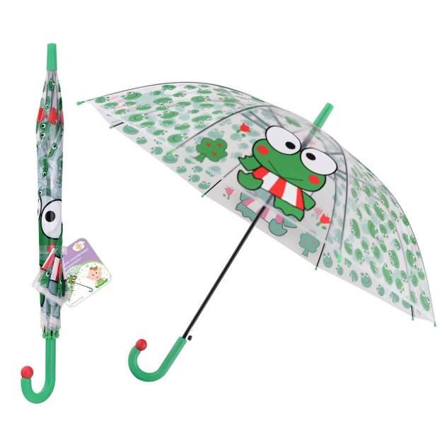 Зонт детский Мультидом Лягушонок, 80 см