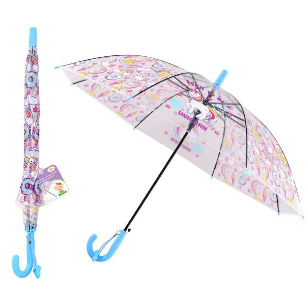 Зонт детский Мультидом Сны единорожки, 80 см
