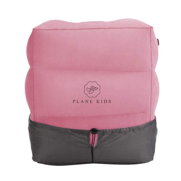 PLANE KIDS - Подушка-кроватка для путешествий цвет розовый