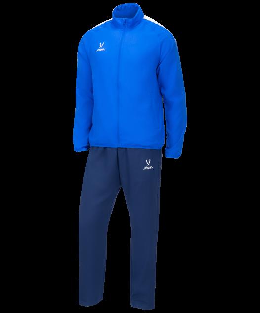 Костюм спортивный Jögel CAMP Lined Suit синий-белый YS