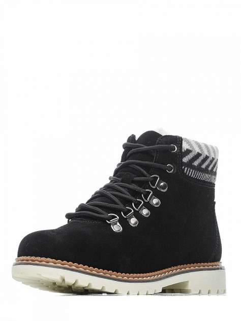 Ботинки женские ZENDEN 76-92WN-016FW, черный