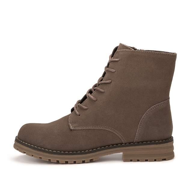 Ботинки женские ZENDEN 76-02WA-011FW, бежевый