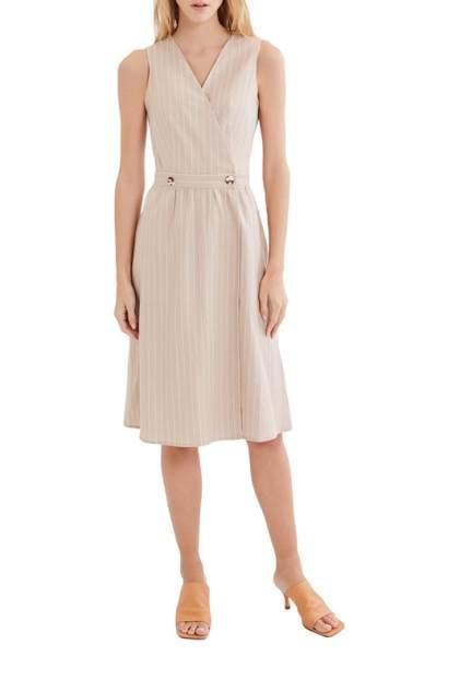 Женское платье ZARINA 225012515, бежевый