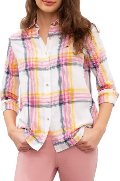 Рубашка женская U.S. POLO Assn. G082SZ0040MASDER белая 34