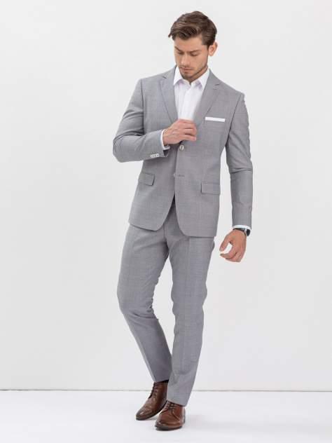 Мужской костюм Marc De Cler Ks 2190-24546-Grey-182, серый