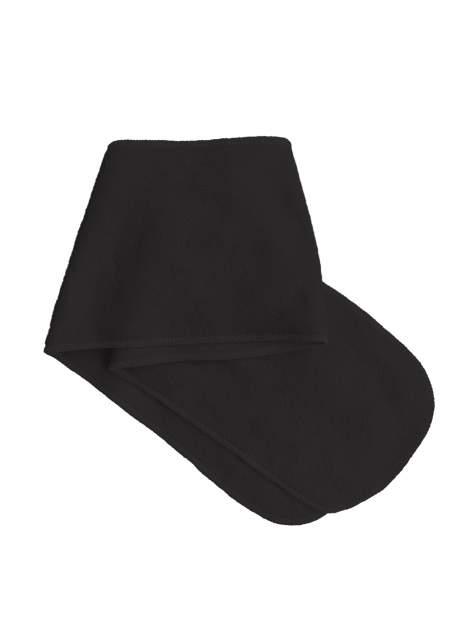 Шарф флис sfer.tex детский 110х16 черный