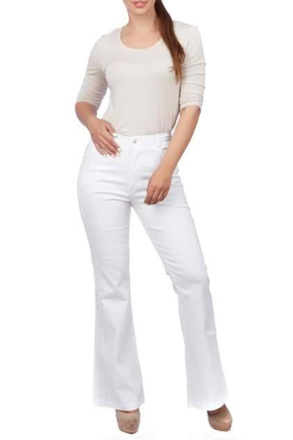 Джинсы женские LAFEI-NIER AF56300R белые 32 RU