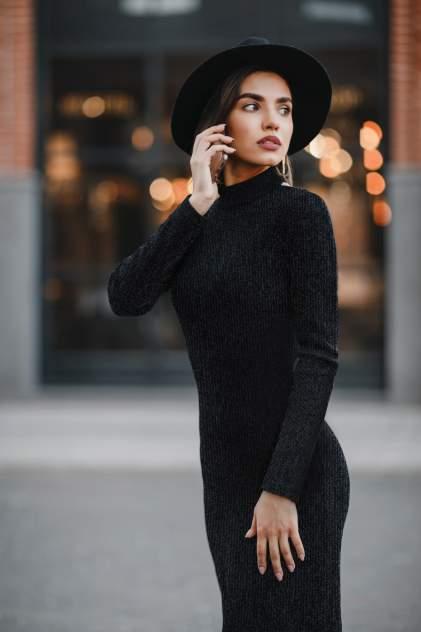 Женское платье BARMARISKA Slim, серый