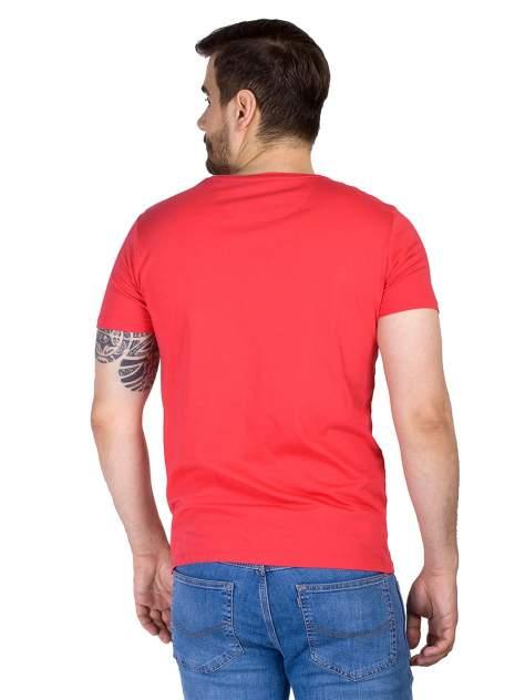 Футболка мужская Mcl GD60700144 красная 4XL