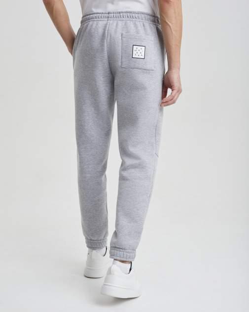 Спортивные брюки мужские BARMARISKA БМН-Б0426 серые 56-58