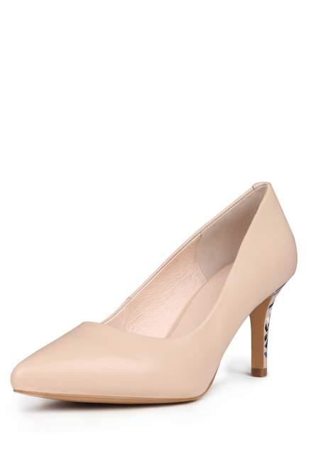 Туфли женские Pierre Cardin 112429, бежевый