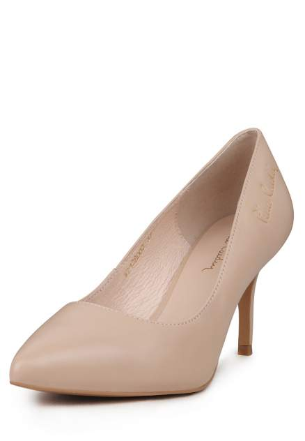 Туфли женские Pierre Cardin JX20S-4A бежевые 41 RU