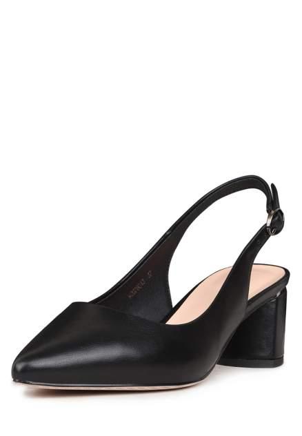 Туфли женские T.Taccardi JX20S-1239 черные 39 RU