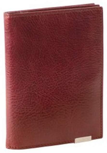Обложка для паспорта Dr.Koffer X267880-02 коричневая