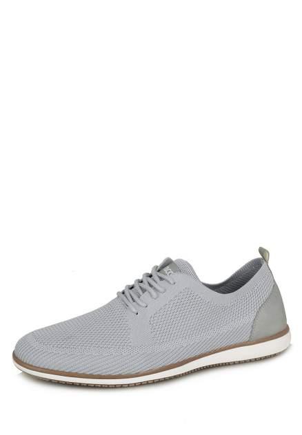 Мужские полуботинки T.Taccardi 710019411, серый