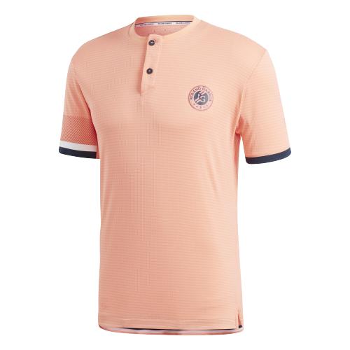 Поло Adidas CE1408, бледно-розовый, S INT