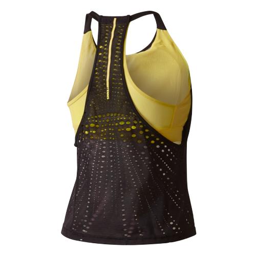 Майка Adidas BP5233, черный/желтый, 30 DE