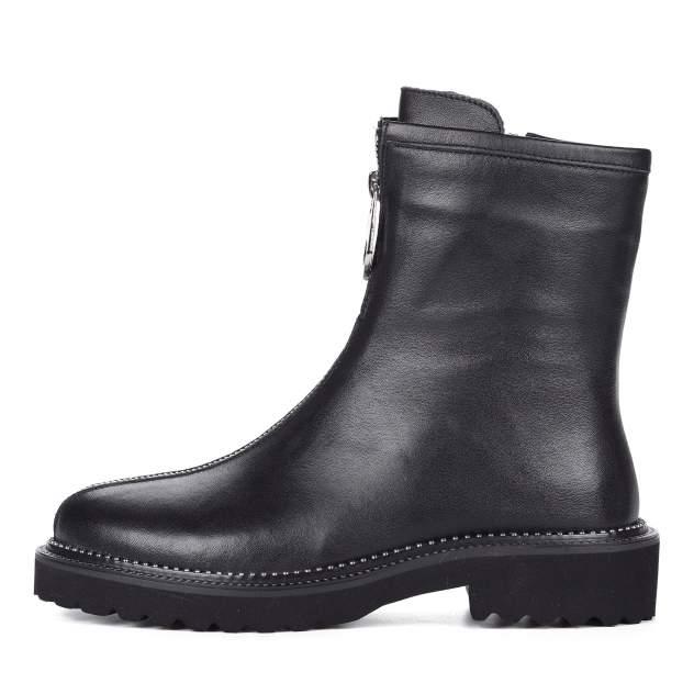 Ботинки женские Respect G005-6670 черные 38 RU