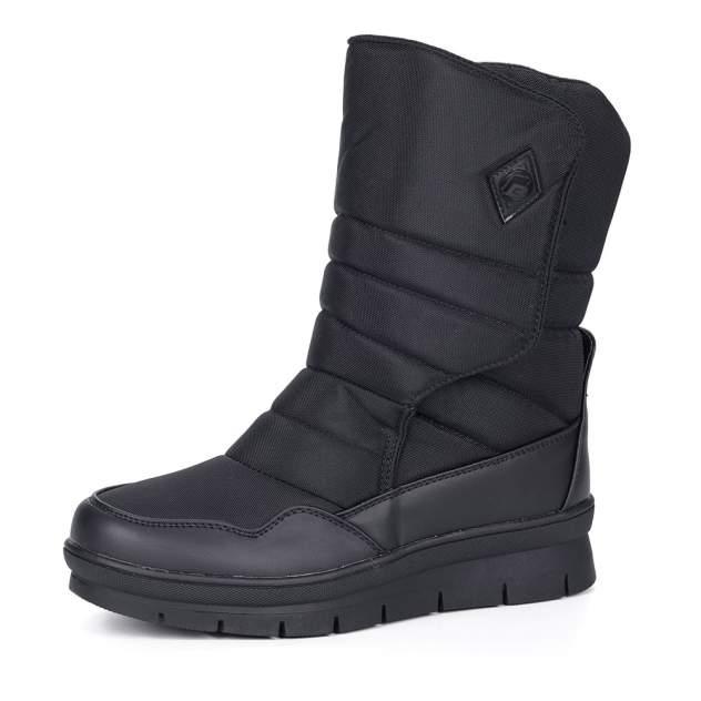 Дутики мужские Respect DK001-020, черный