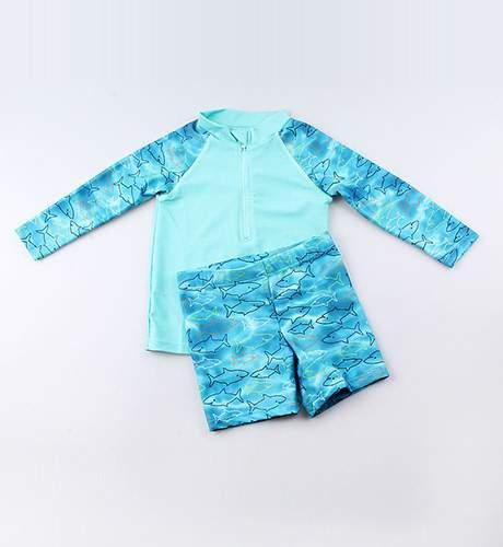 Плавательный костюм Котофей 07753018-40 р.104