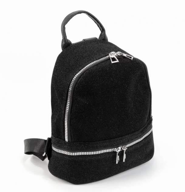 Рюкзак женский Fuzi house ВТ 2602 черный