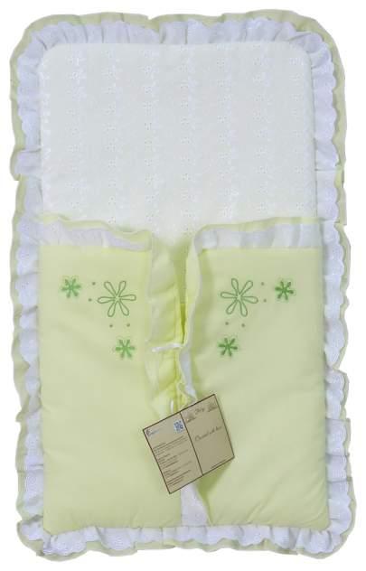 Конверт для новорожденных Fairy Тополь Белые кудряшки