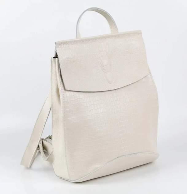 Сумка-рюкзак женская Fuzi house 810 бежевая
