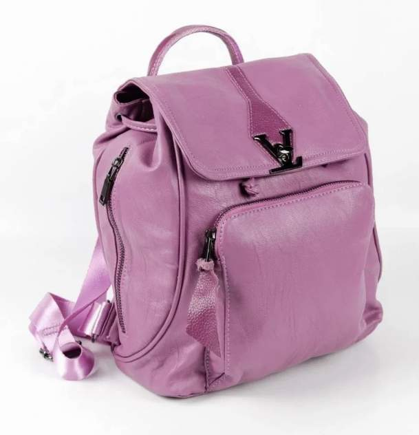 Рюкзак женский Fuzi house 16 фиолетовый