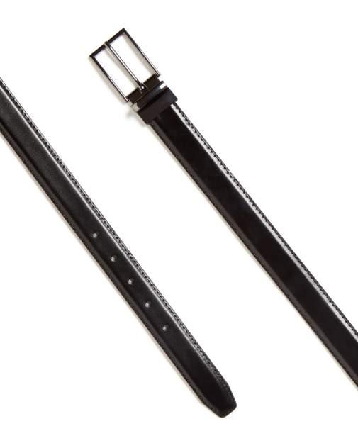 Двусторонний кожаный ремень мужской Benetton 6HEDUB0A2 черный 2XL