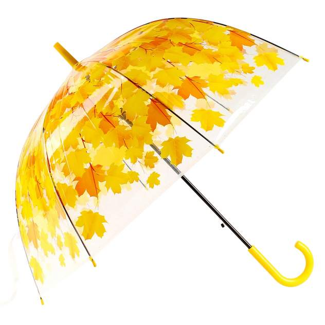 Зонт Пум-Пу Листья желтые