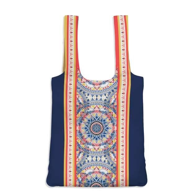 Пляжная сумка 40х43 Этника sfer.tex 1746242 синяя