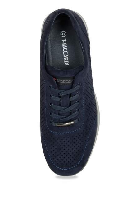 Кроссовки мужские T.Taccardi 710018816 синие 42 RU