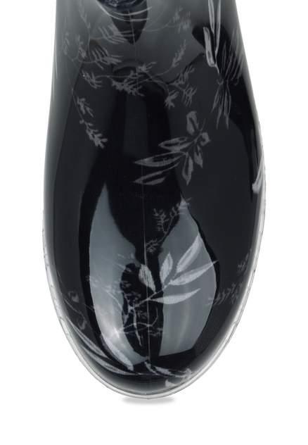 Резиновые сапоги женские T.Taccardi FL20SS-21 черные 40 RU