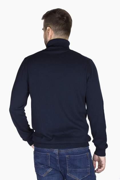 Водолазка мужская Dairos GD69300226 синяя 5XL