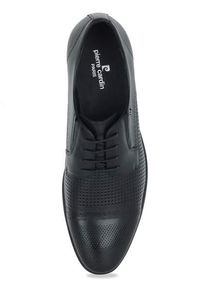 Туфли мужские Pierre Cardin DS20SS-110 черные 43 RU