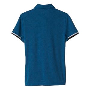 Поло женское Adidas AY4002 синее XS