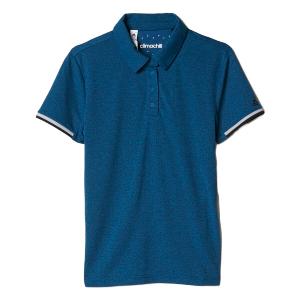 Футболка-поло Adidas AY4002, синий