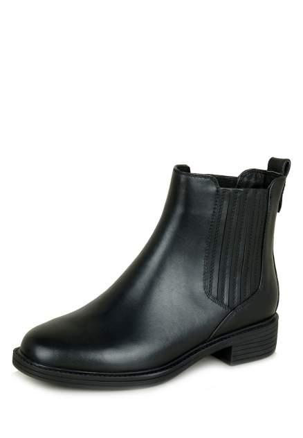 Ботинки женские Alessio Nesca 113464, черный